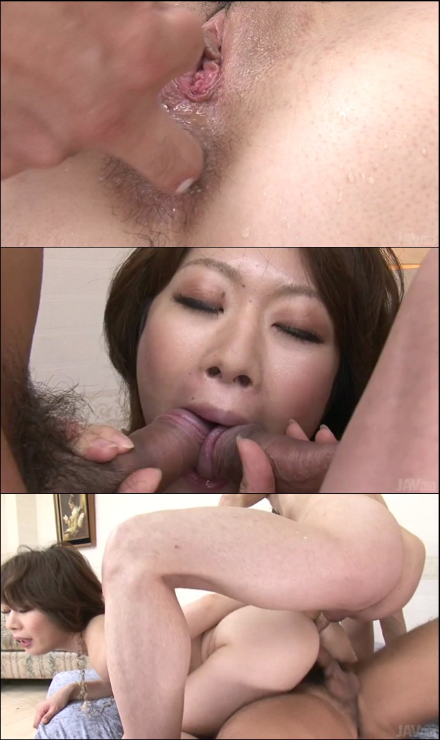 Bamboo and two anal fanatics