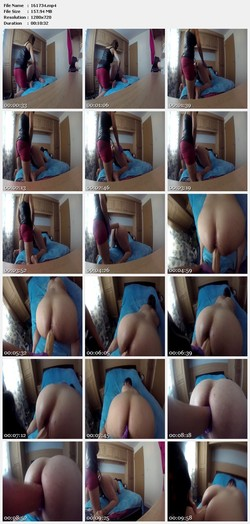 Re: Collection of home videos femdom (strapon, amateur)