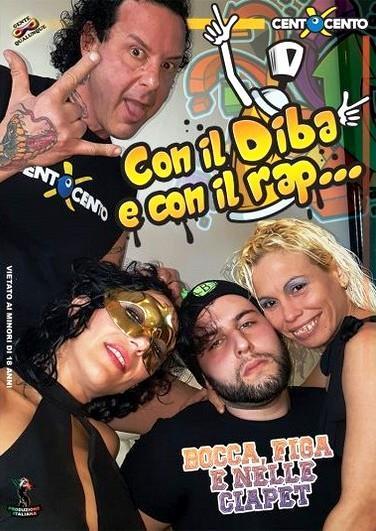 Con il Diba e con il Rap Bocca Figa e nelle Ciapet (2017)  Cover