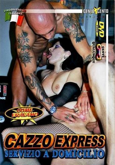 Cazzo Express Servizio a Domicilio Cover