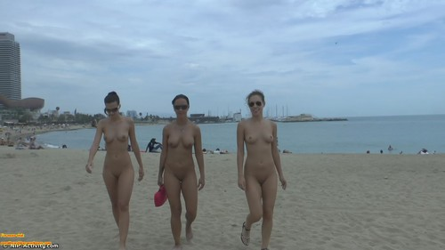 EXI 00001204 m - Daring Public Flashing And Exhibitionists Girls