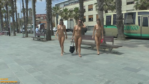 EXI 00001201 m - Daring Public Flashing And Exhibitionists Girls