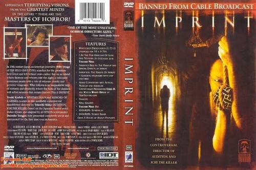 12 Masters Of Horror - Imprint