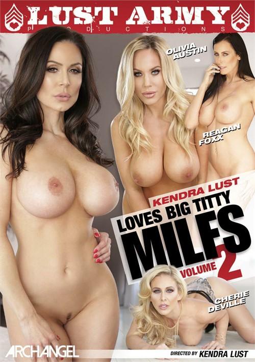 Kendra Lust Loves Big Titty MILFs 2 (2017) DVDRip
