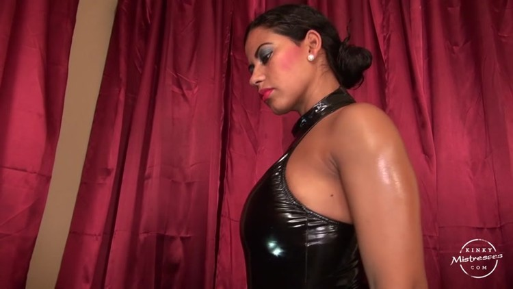Rubber cock monster starring cybill troy