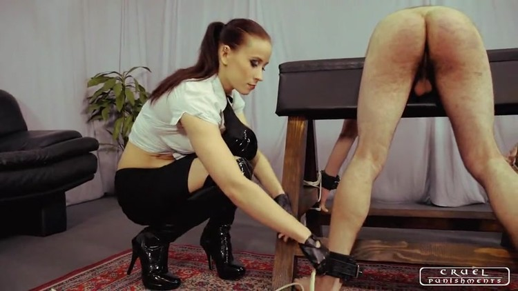 Cruel punishments pull up and punished 5