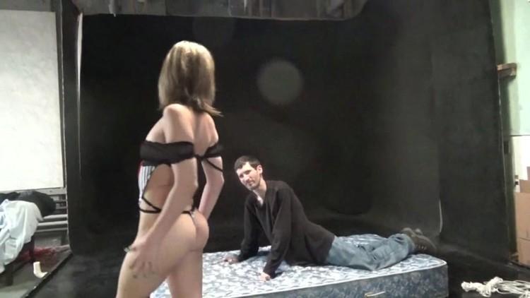 pervert male dominatrix