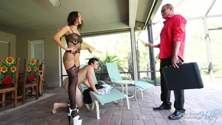 stepfather female domination
