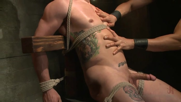 Submissive Stud Gets Ass Served
