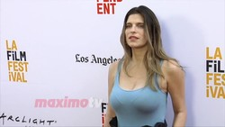 "Lake Bell - FILM Festival Premiere Red Carpet (2017) ""cleavage 