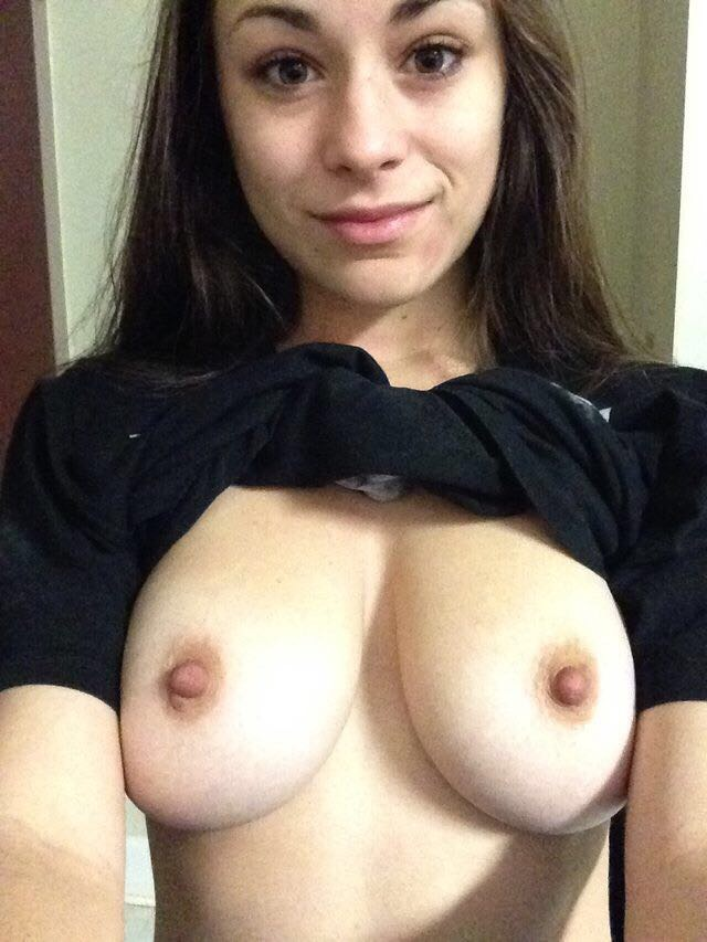 Boobs flashing