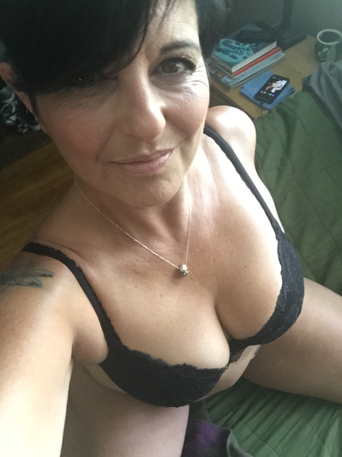 Sexy Wife Selfie