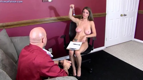 Secretary Hypnotized