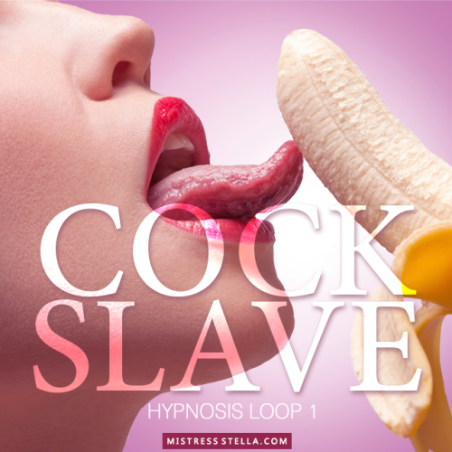 Hypnosis Loop 1 - Cock Slave