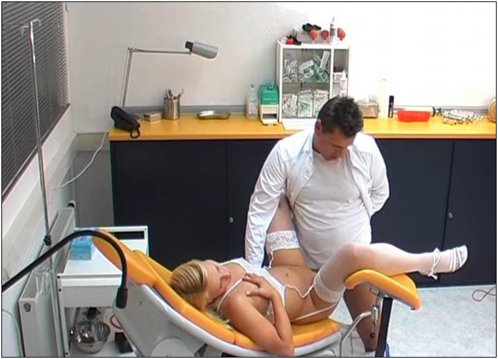 Spekula – Clinic Sex Video – mov_73 Gina in the clinic I – III