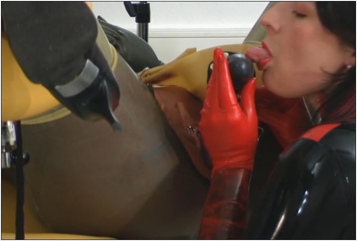 Spekula - Clinic Sex Video - 125 - Rubbercunt Trish
