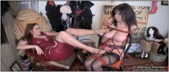 AshleyRenee 2012 02 08 Julie Simone and I Part 2 XXX 720p