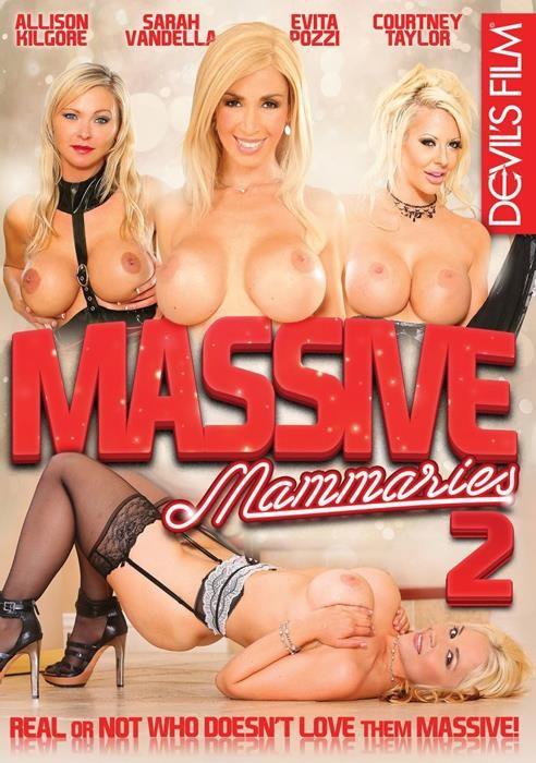 Massive Mammaries 2 (Devil's Film) [2017, All Sex, Big Boobs, Blondes, MILF, DVDRip]