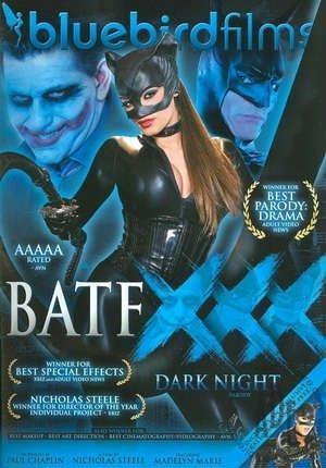 BATFXXX: Dark Night Parody / (Nicholas Steele, Bluebird Films)