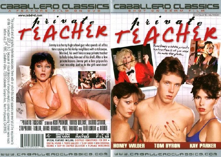 Private Teacher (Robert McCallum, Caballero Home Video) [1983, Feature,  Classic, AVN Top 500, DVDRip-AVC]
