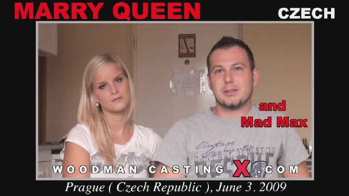 [WoodmanCastingX]Marry Queen (Casting And Hardcore / 03.10.2011) [2011, Casting, Oral, All Sex, Fingering, Anal, Cumshot, 720p]