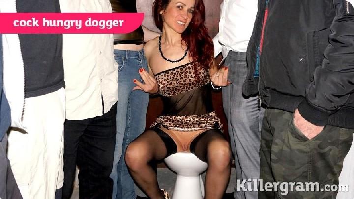 [OnADoggingMission / KillerGram] Monica Bollocksky (Cock Hungry Dogger)