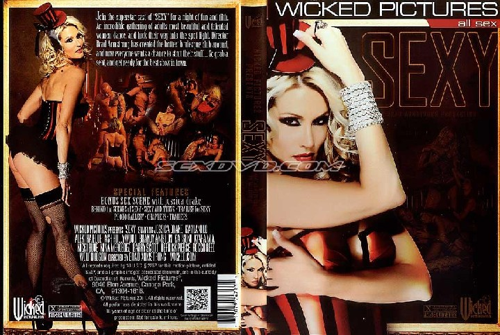 Sexy   (Brad Armstrong, Wicked Pictures) [2011, Vignettes, DVDRip]