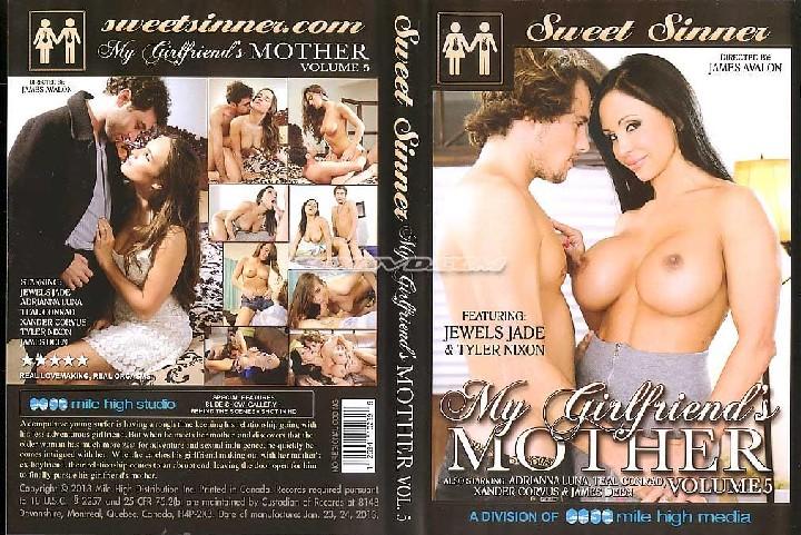 My Girlfriend's Mother # 5  (James Avalon, Sweet Sinner) [Feature, MILF, 540p, WEB-DL] sc. 4
