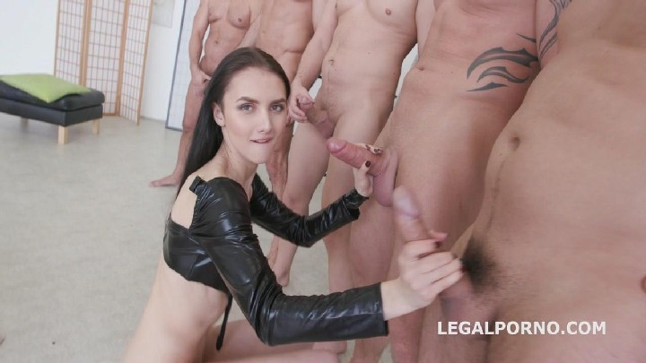 Legalporno on double anal gangbang with crystal greenvelle gio anal gonzo
