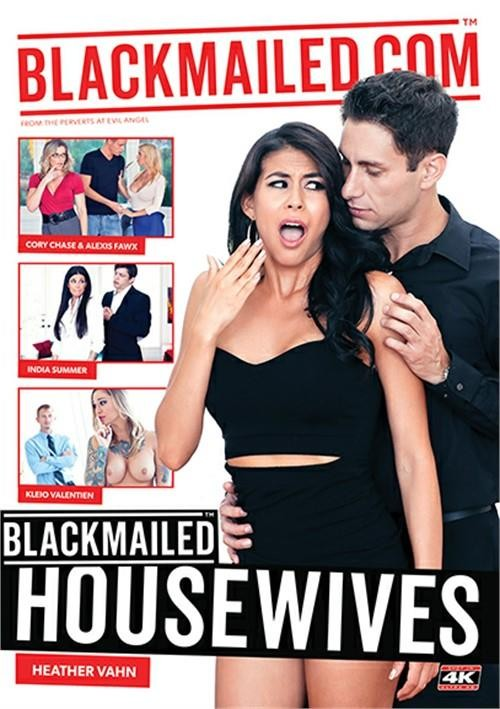 Blackmailed Housewives (Kevin Moore, Evil Angel) [2017, Gonzo, Hotwife, Prebooks, Wives, MILFs, WEB-DL]