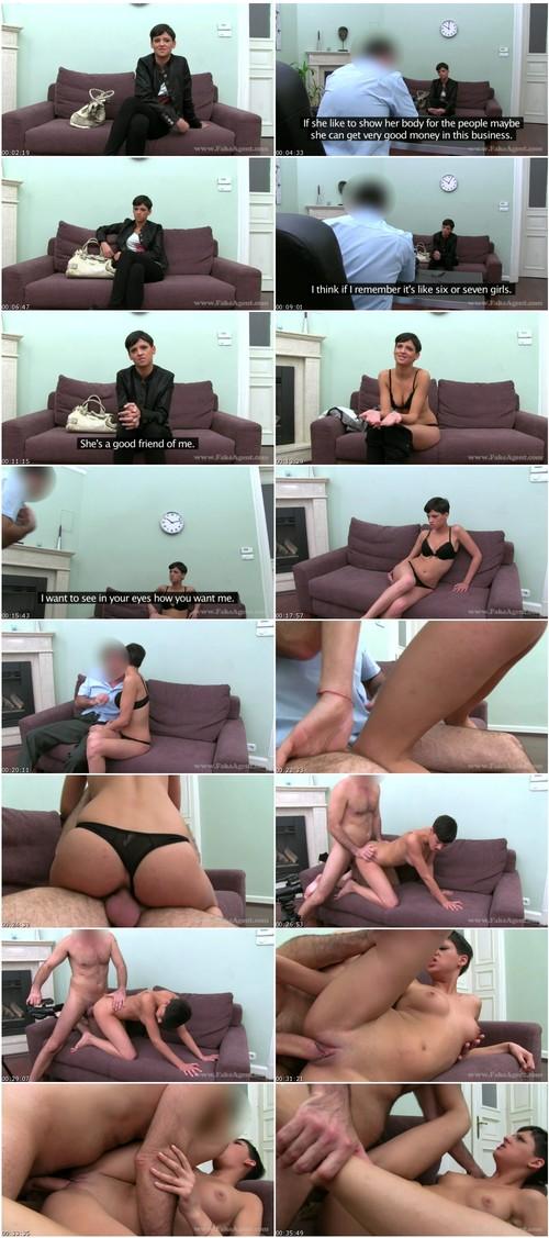 Sheer panties and gay bottoms