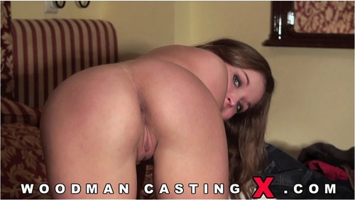Sofia Saint Nude Woodman Casting X 1