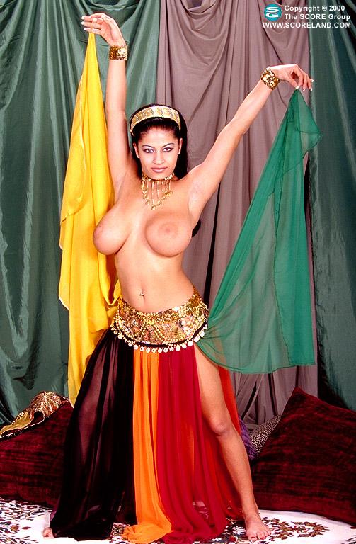 Gypsy belly dancer porn