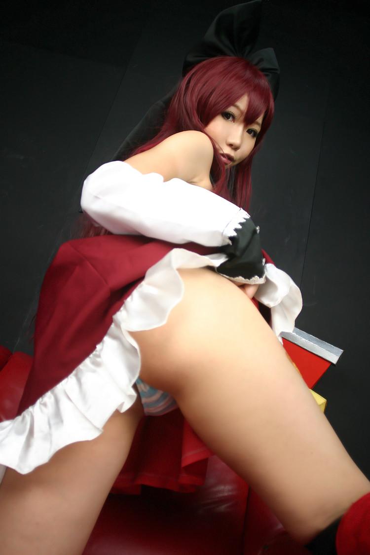 Asiatica sexy y sus cosplays mas calientes