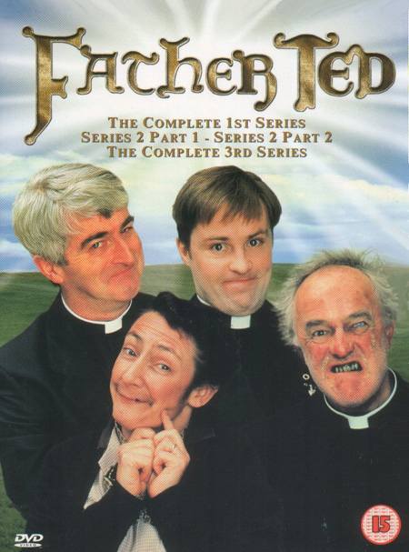 Father Ted COMPLETE S 1-2-3 DVDRip