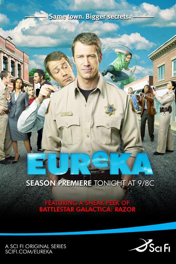 Eureka COMPLETE S 1-5 DVDRip