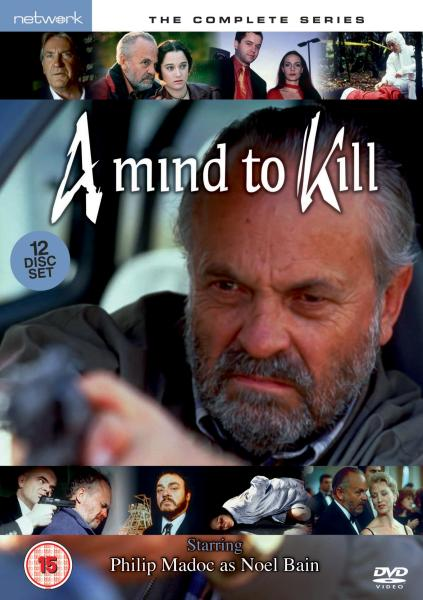 A Mind To Kill COMPLETE S 1-5