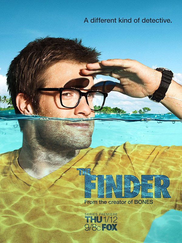 The Finder COMPLETE S01
