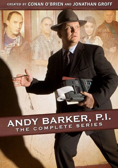 Andy Barker P.I. COMPLETE S01