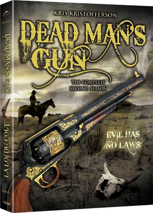 Dead Mans Gun COMPLETE S 1-2 DVDRip