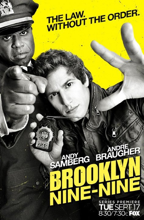 Brooklyn Nine-Nine COMPLETE S 1-7