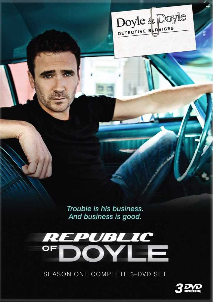 Republic of Doyle COMPLETE S 1-6