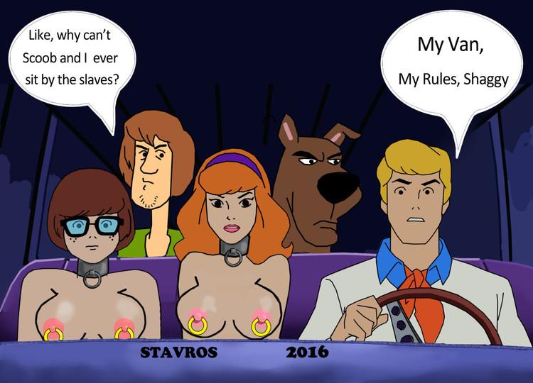Scooby Doo Velma Cosplay Nude