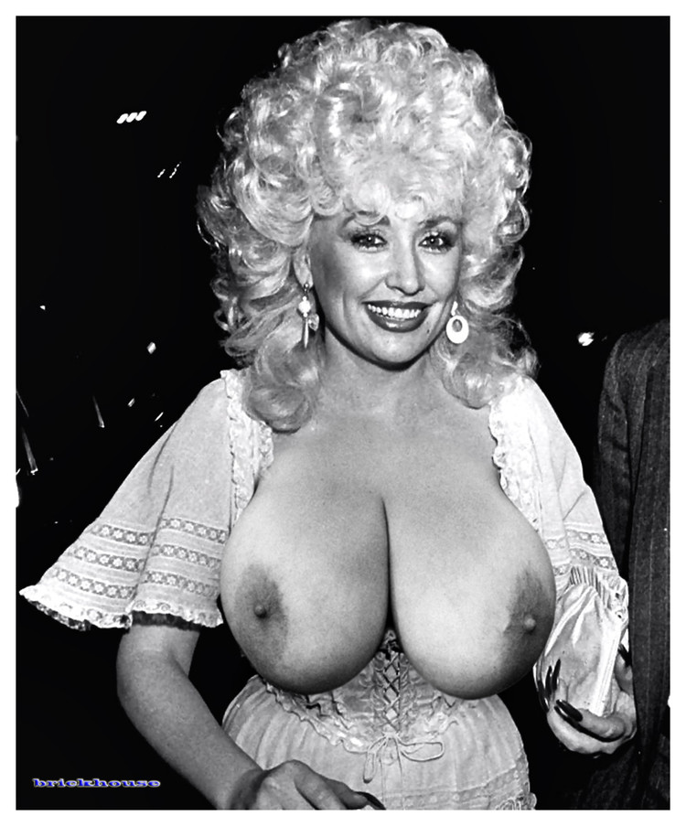 Dolly Parton Topless