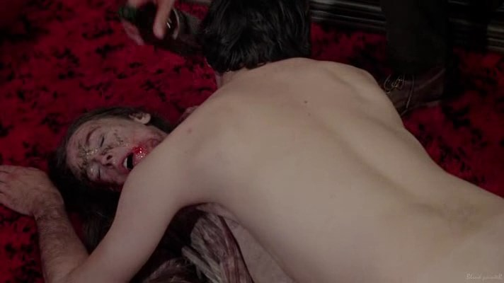 Camille keaton breasts, bush scene in i spit on your grave