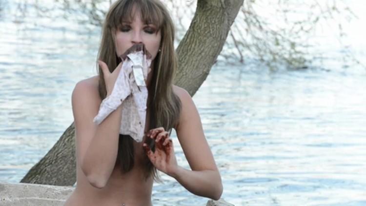 SG-Video - Panty Scat Girls Melania