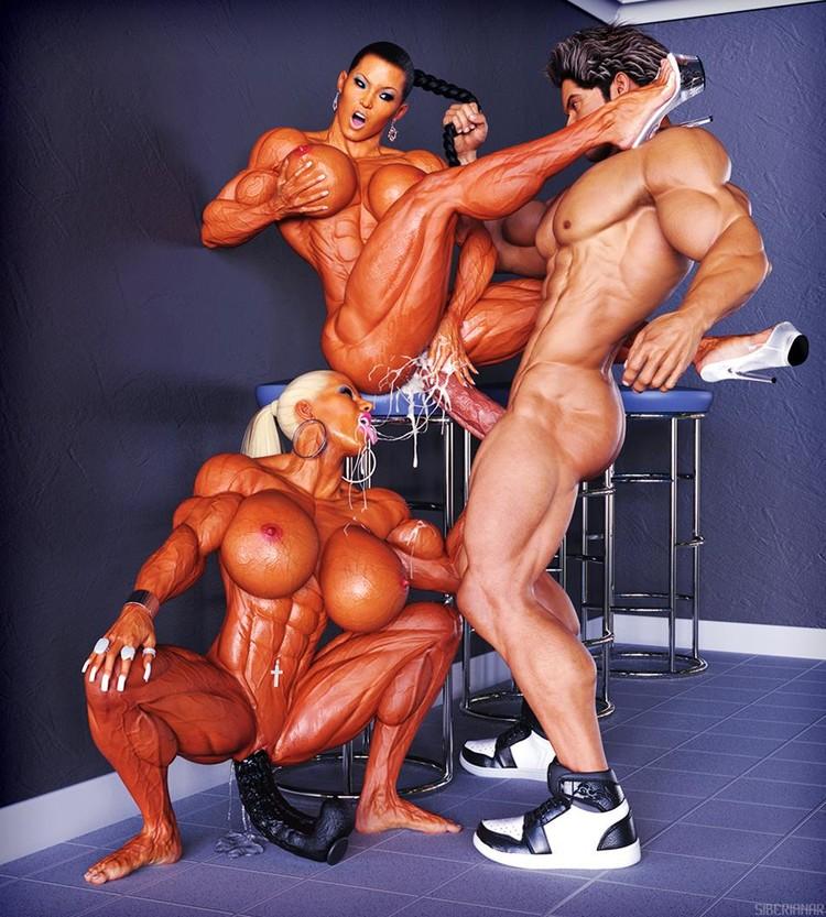 Bodybuilderin Scheide Bbw Partnertausch