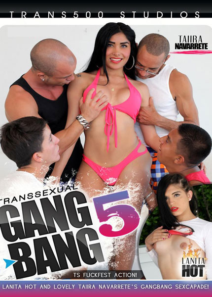 Transsexual Gangbang 5 (2017)