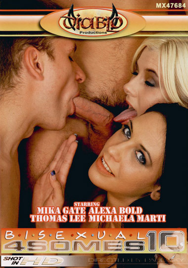 Bisexual 4 Somes 10 (2008)
