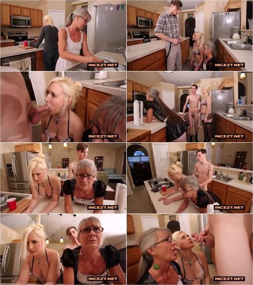 Mom porno my Mom